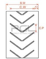 Chevron Profile Belts